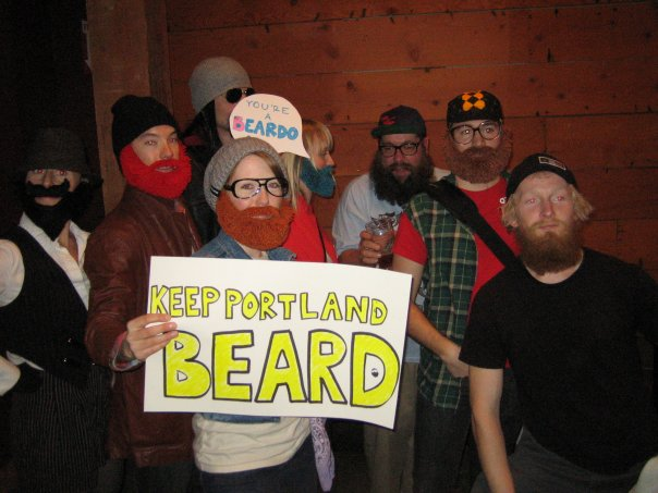 Keep Portland Beard