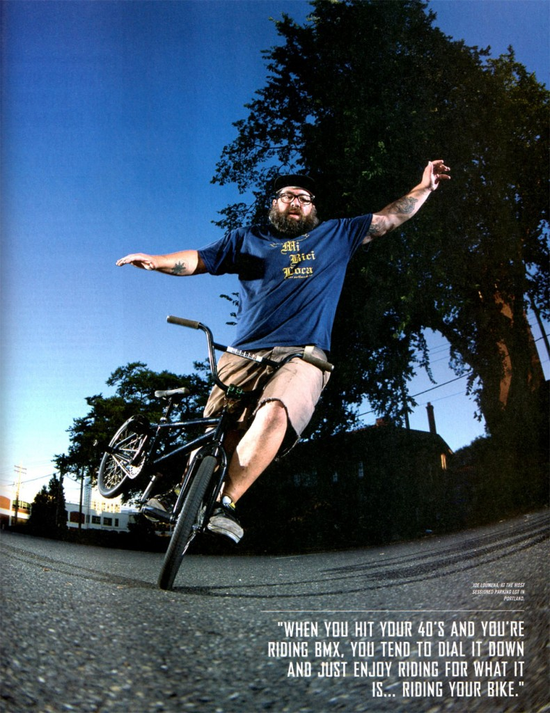 Joe DIG Issue 80. Photo by Rob Dolecki.