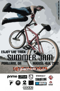 Enjoy the Trick Summer Jam 2012